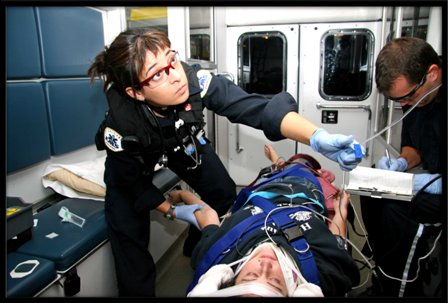 EMS union in Alberta warns budget cuts…..