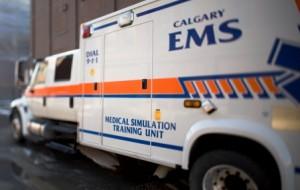 Calgary paramedics in Alberta relieved…..