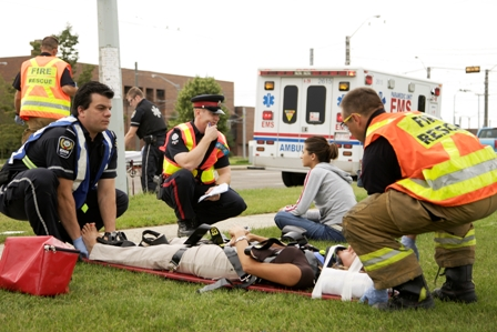 how to become a paramedic in edmonton