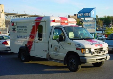 BC paramedics to provide basic health services….