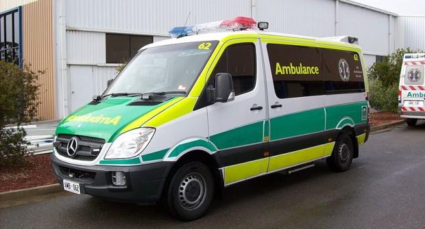 Fake paramedic in South Australia…..