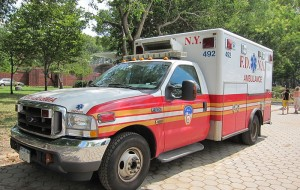 FDNY EMT suffering from 9/11 cancer…..