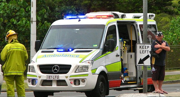 Plan to improve paramedic safety in Queensland, Australia….