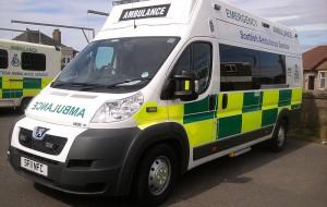 Scottish Ambulance Service chiefs apologize to fire service…..