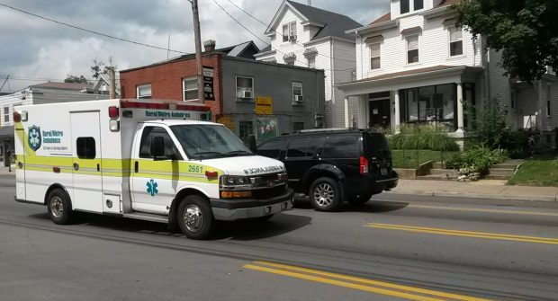 EMS agencies in Kentucky increase incentives….