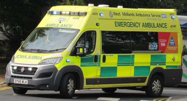 Alleged racist attack in UK ambulance reinforces calls for…..