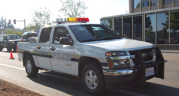 Washington police in Olympia blame paramedics……