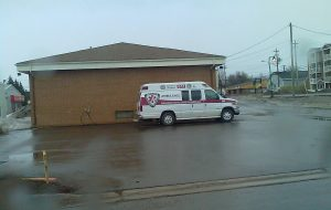 Government wants ruling in Ambulance New Brunswick……