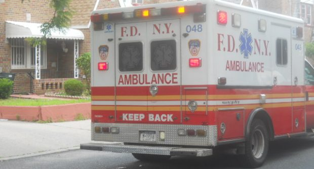 FDNY EMS chief busted for DWI …….