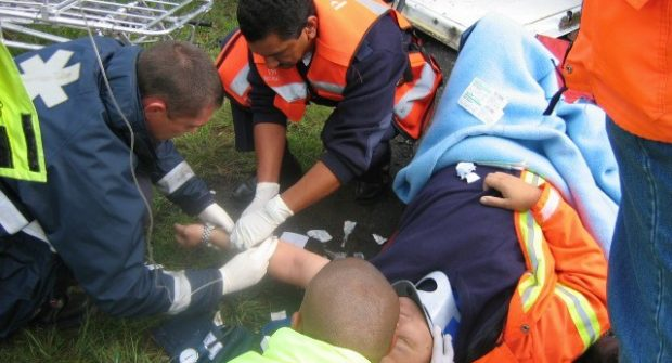 Attacks on EMS staff causing drop in ambulances…..