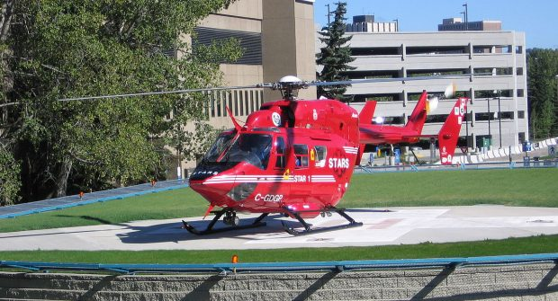 Alberta government announces new $13M helicopter…..
