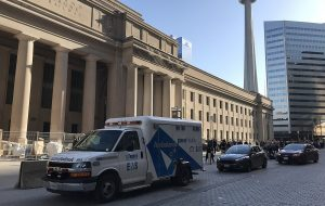 Toronto man in Ontario busted for stealing ambulance…..