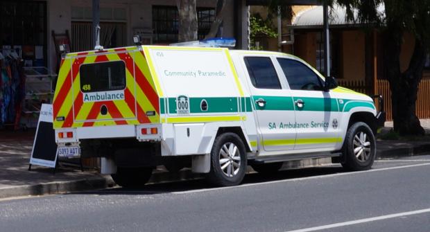 Australian paramedics not confident on…..