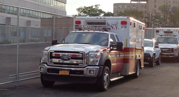 New York man accused of running over EMT in 2017….