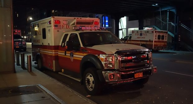 FDNY EMS assaults up 36 % this year…..