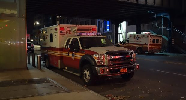 FDNY paramedic accused of…..