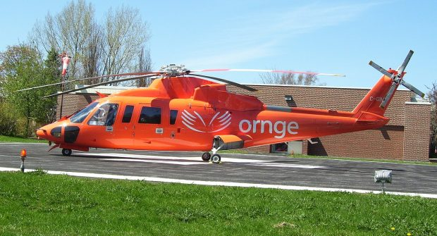 Ornge air ambulance paramedics in Ontario…….