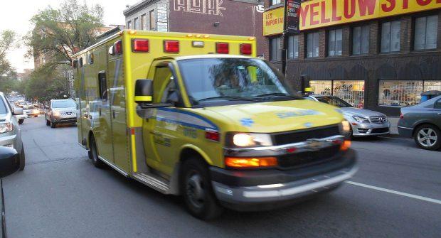 Montreal area paramedics in Quebec…..